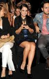 JoJo Levesque @ Christian Siriano�s Fashion Show in NYC, September 9, 2010