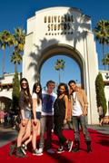 Kendall Jenner @ Universal Studios Hollywood, January 6, 2012