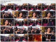 Marisa Tomei -- Academy Awards red carpet (2011-02-27)