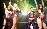 Brooke Hogan in skimpy thingies onstage at club Mansion in Miami -July 13 (HQ/MQ) - July 08 Maxim Foto 321 (Брук Хоган в скудном рюшечки на сцене в клубе Mansion в Майами 13 июля (HQ / MQ) - July 08 Максим Фото 321)