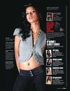 Джанви Торакиа, фото 2. Janvi Turakhia - FHM India - Dec 2010 (x2), photo 2