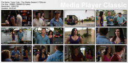 Taylor Cole - The Glades Season 3 720p (Cleavage)