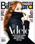 Adele covers �Billboard�-February 2011