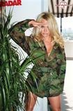 Pamela Anderson in Radar Magazine