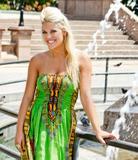 Tiffany - Divas Focus Shoot (October 2009)
