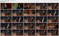 Zooey Deschanel @ Late Late Show w/Craig Ferguson 2013-02-04