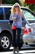 Amanda Bynes outside Starbucks in Van Nuys 08/26/12