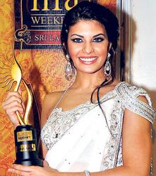 Жаклин Фернандес, фото 55. Jacqueline Fernandez 11th Annual International Indian Film Academy (IIFA) Awards at Sugathadasa Stadium in Colombo, Sri Lanka on June 5, 2010 - MQ/LQ, foto 55