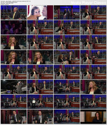 Julia Roberts ~ Late Show with David Letterman 6/30/11 (HDTV 1080i)