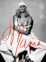 W Magazine (2012)
