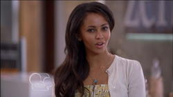 Vanessa Morgan - Geek Charming- 1st time posted on SP