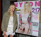 Kate Bosworth @ Nylon Magazine's March Issue Celebration in LA | March 10 | 4 leggy pics