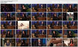 Courteney Cox @ The Tonight Show w/Jay Leno 2013-01-04