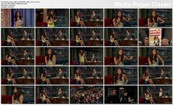 Olivia Munn @ Late Night w/Jimmy Fallon 2010-04-09